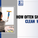 how often should you clean windows